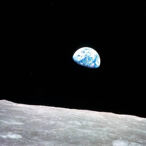 Foi tirada a primeira imagem a cores da Terra