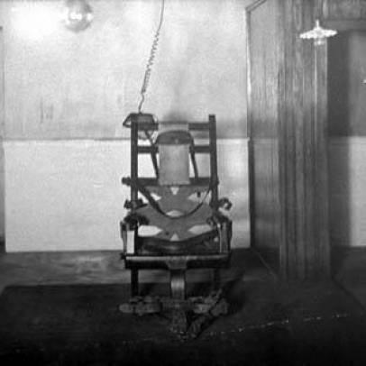 Utilizada pela primeira vez a Cadeira Eléctrica