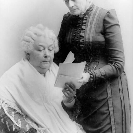 Nasceu a líder do movimento pelos direitos da mulher, Elizabeth Stanton
