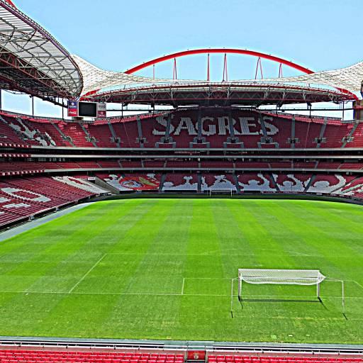 Foi inaugurado o novo Estádio da Luz do Sport Lisboa e Benfica