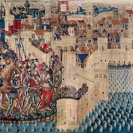 D. Afonso V conquistou a cidade de Tânger