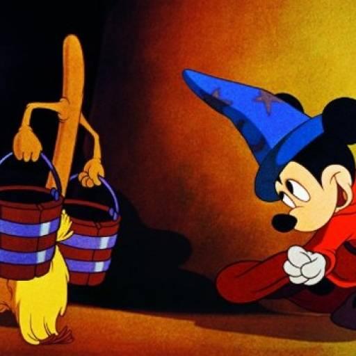 Estreou o filme da Disney, Fantasia