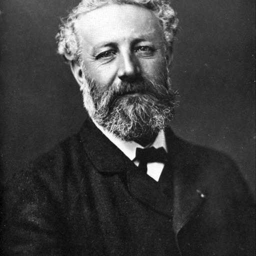 Nasceu o escritor Júlio Verne