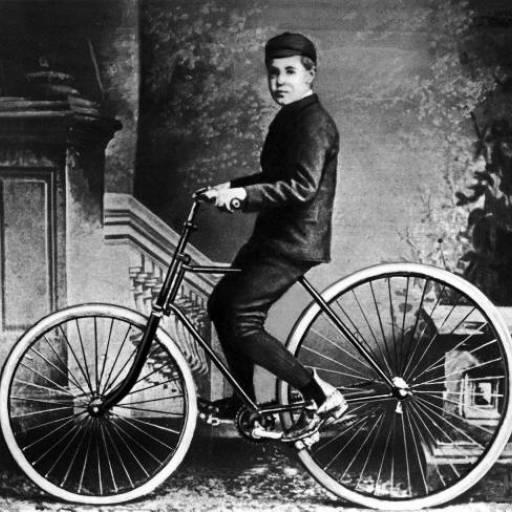 John Dunlop registou a patente do pneu de borracha para revestir as rodas
