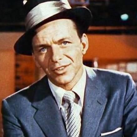 Faleceu o actor e cantor Frank Sinatra