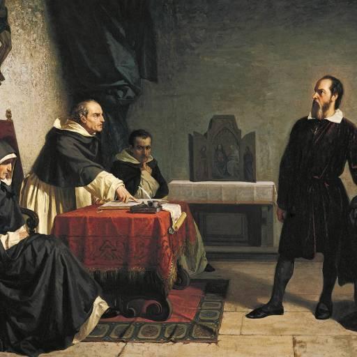 O Vaticano admitiu que tinha errado ao condenar Galileu