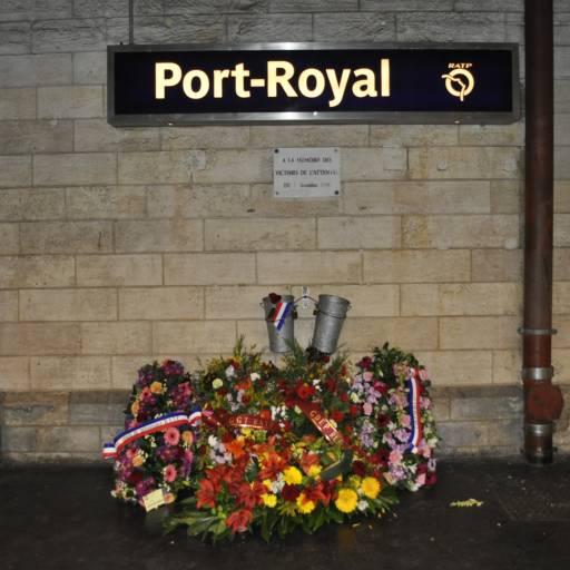 Ocorreu um atentado terrorista no metro de Paris