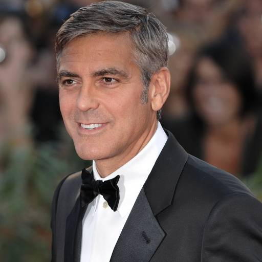 Nasceu o actor George Clooney