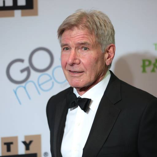 Nasceu o actor Harrison Ford