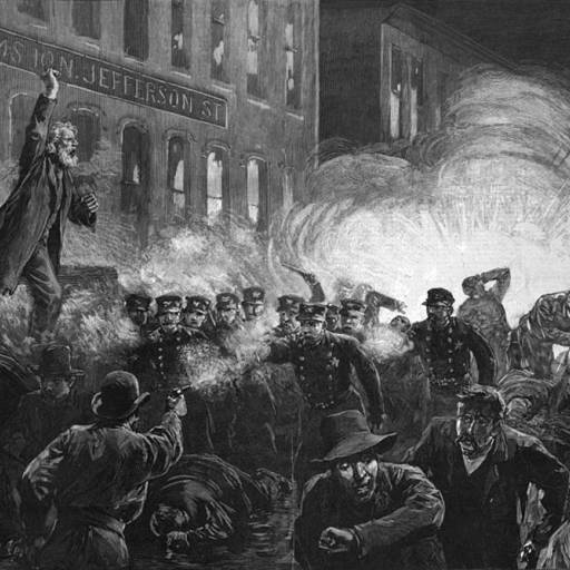Iniciou-se a greve geral nos Estados Unidos