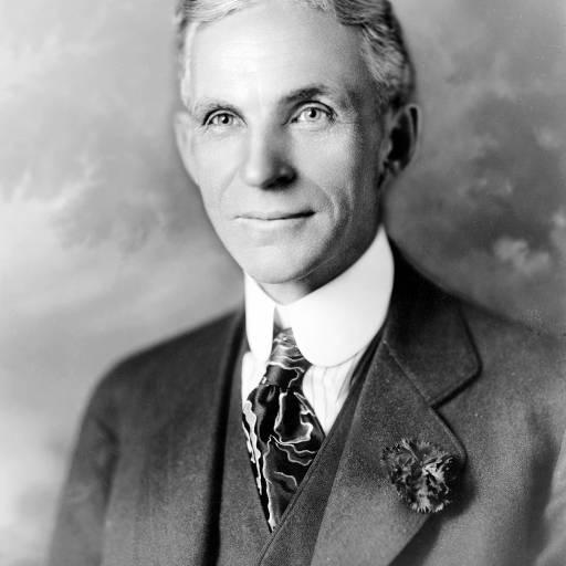 Nasceu o fundador da Ford Company, Henry Ford