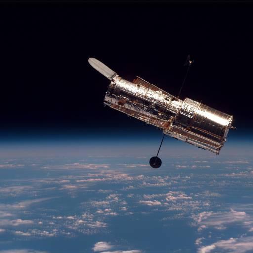 Foi lançado o Telescópio Espacial Hubble