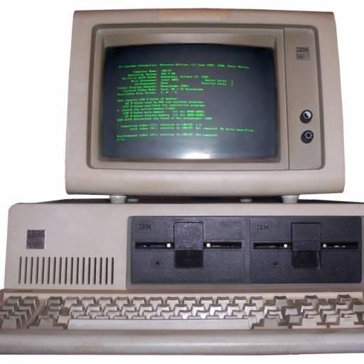 A IBM lançou o primeiro Computador Pessoal
