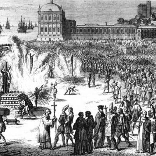 Foi instituída a Inquisição em Portugal