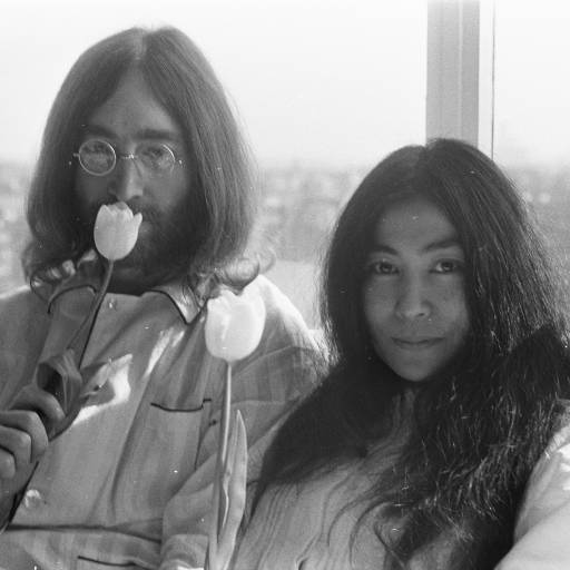John Lennon lançou o seu single Imagine