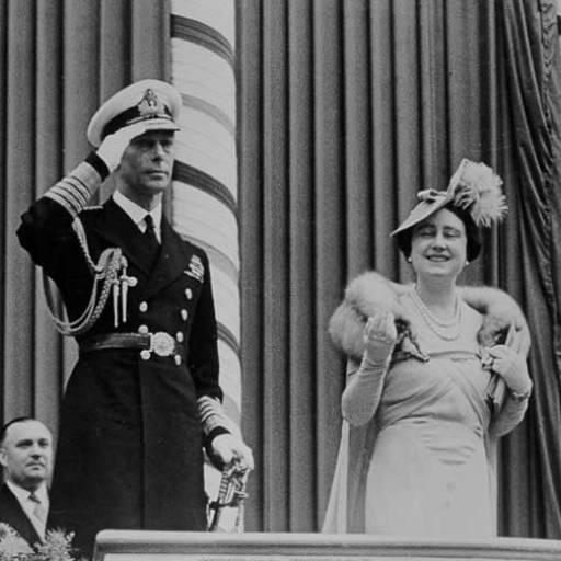 Faleceu o rei Jorge VI da Inglaterra