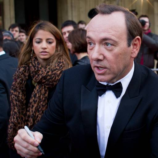 Nasceu o actor Kevin Spacey
