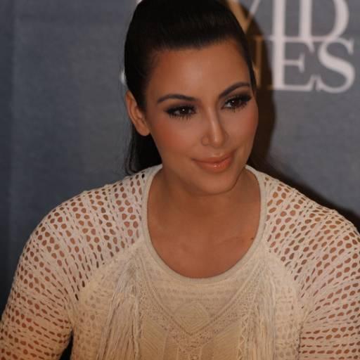 Nasceu a modelo Kim Kardashian