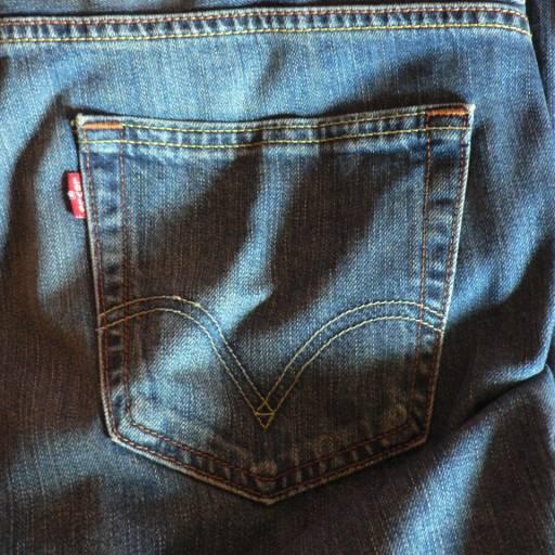 Foi registada a patente das calças de ganga por Jacob Levi Strauss