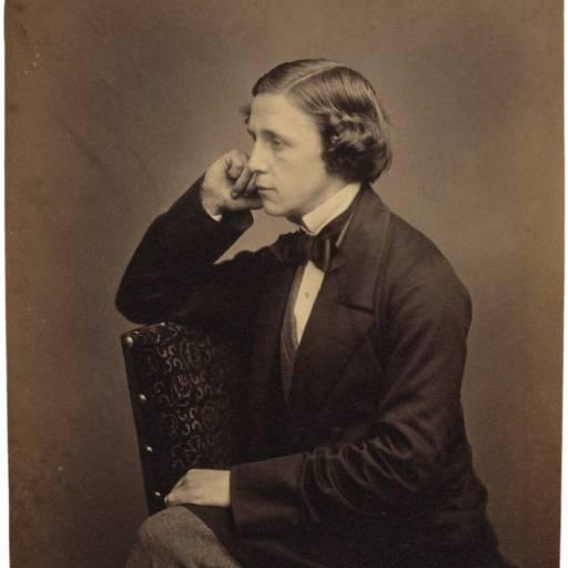 Nasceu o escritor Lewis Carroll