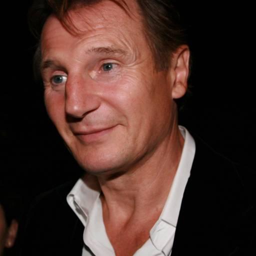 Nasceu o actor Liam Neeson