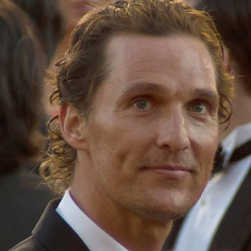 Nasceu o actor Matthew McConaughey