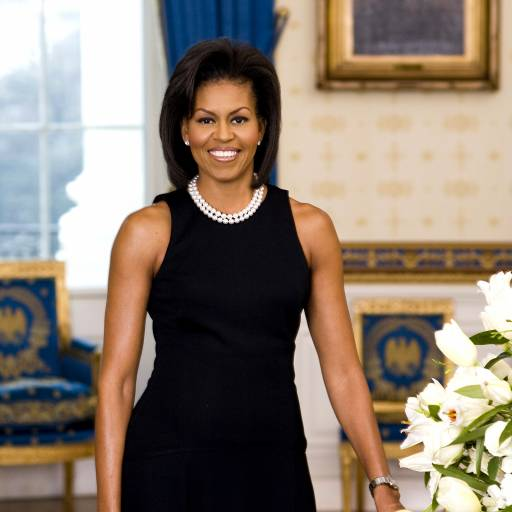Nasceu Michelle Obama
