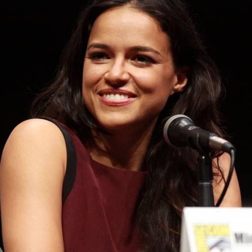 Nasceu a actriz Michelle Rodriguez