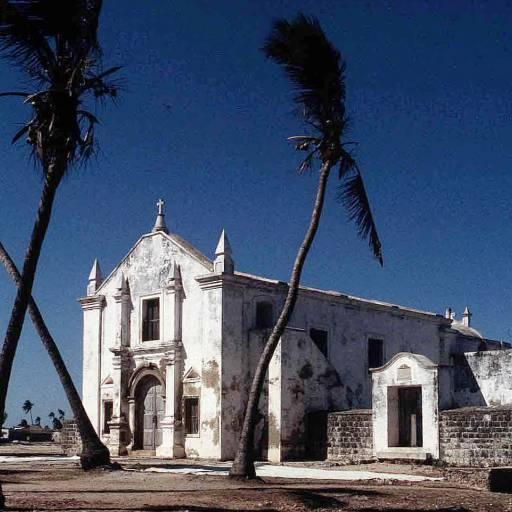 O navegador e explorador Vasco da Gama chegou a Moçambique
