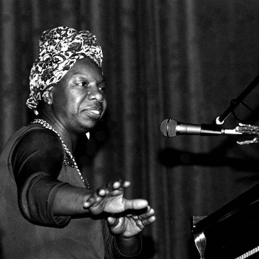 Nasceu Nina Simone