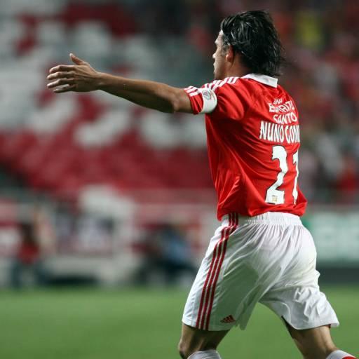 Nasceu o ex-futebolista Nuno Gomes