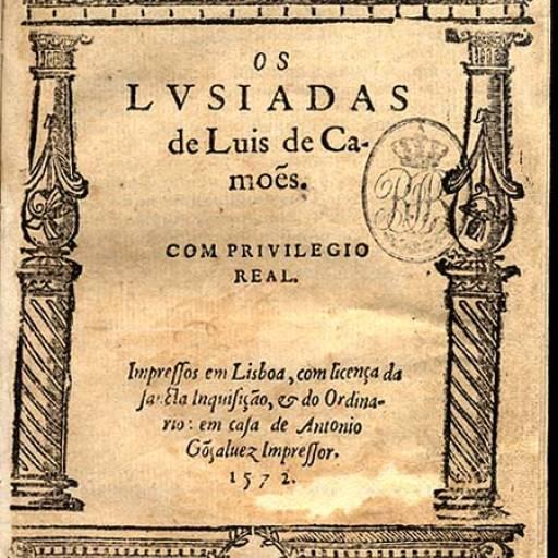 Foi publicado Os Lusíadas, poema épico de Luís de Camões