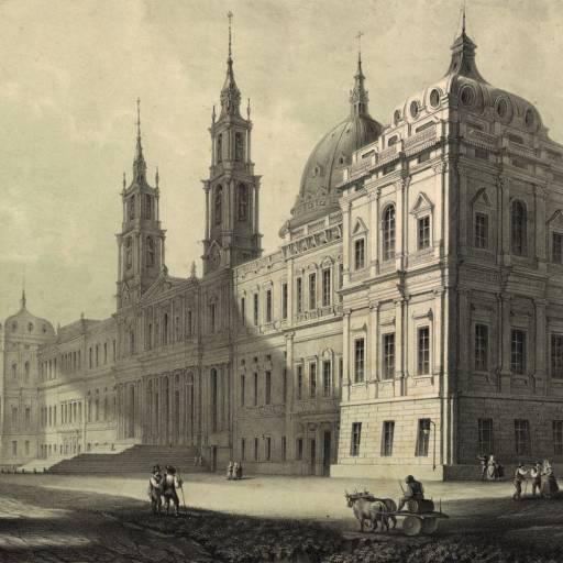 Iniciou-se a construção do Convento de Mafra