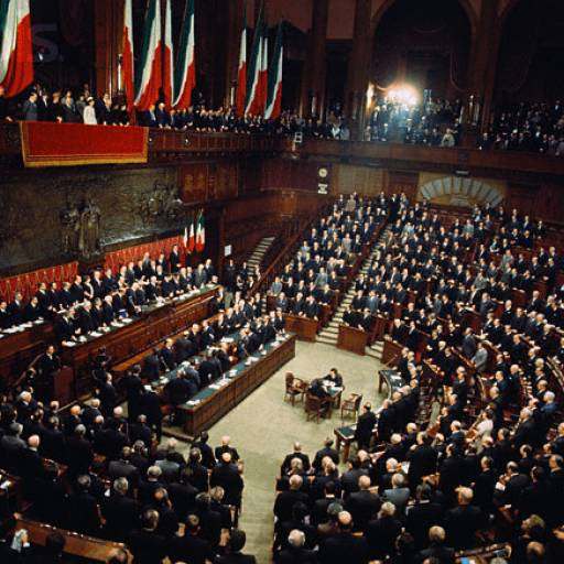 O Parlamento Italiano aprovou uma lei para combater o crime organizado