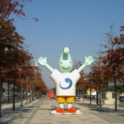 Foi inaugurada a Exposição Mundial de Lisboa (Expo 98)