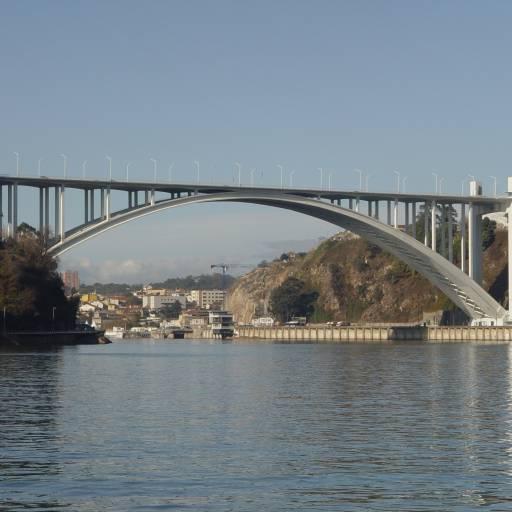 Foi inaugurada a Ponte da Arrábida, no Porto