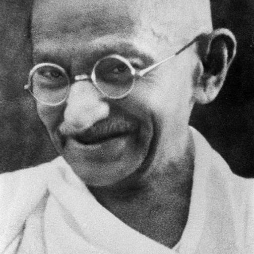 Mahatma Gandhi foi assassinado