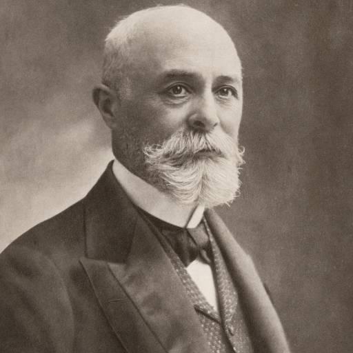 O físico Henri Becquerel descobriu uma nova propriedade da matéria, a radioactividade