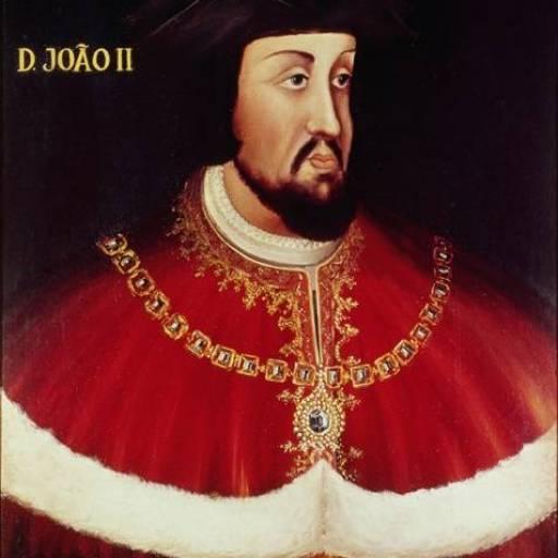 Nasceu o rei D. João II
