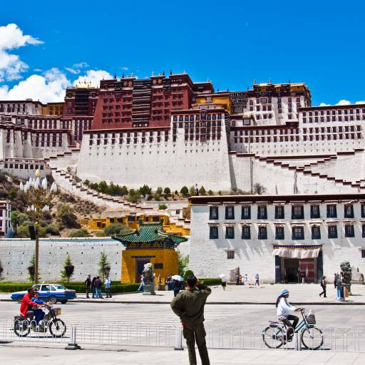A China invadiu o Tibete