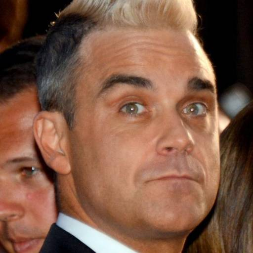 Nasceu o cantor Robbie Williams