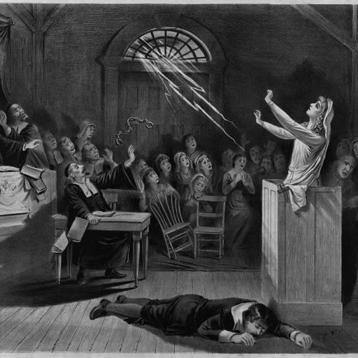 Ocorreu o Julgamento das Bruxas de Salém