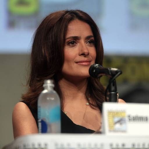 Nasceu a actriz Salma Hayek