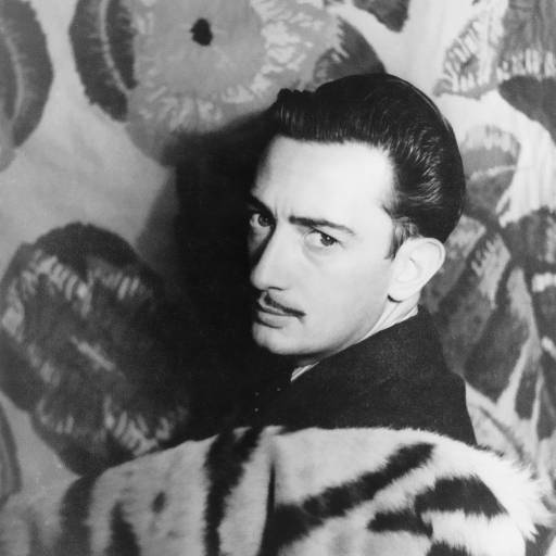 Salvador Dalí e Gala Eluard casaram-se