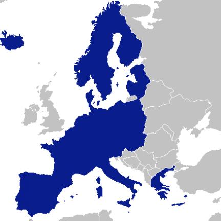 Foi Assinado o Acordo Schengen