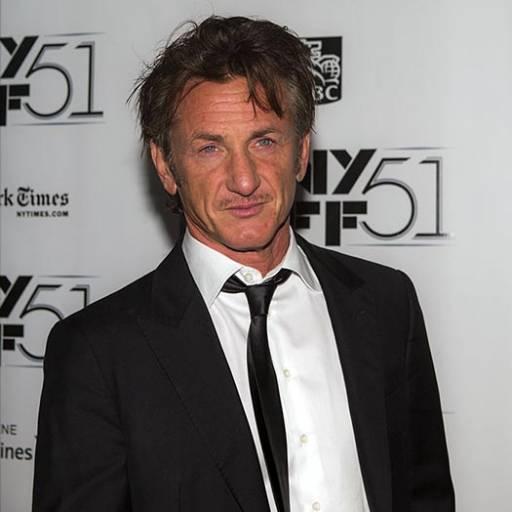 Nasceu o actor Sean Penn