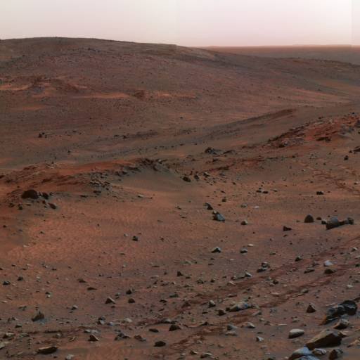Cientistas divulgaram a possibilidade de existir água em Marte