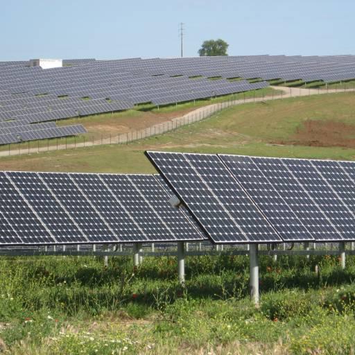 Foi inaugurada em Brinches, uma das maiores centrais fotovoltaicas do mundo
