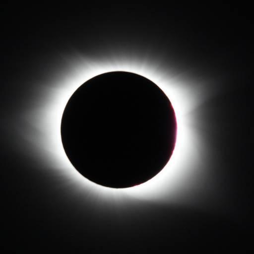 Ocorreu o quarto e último eclipse total Solar no séc XX