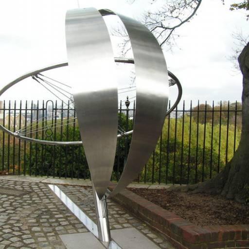 O meridiano de Greenwich passou a ser ponto de referência para determinação dos fusos horários